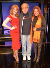 Kate Baldwin,Tom Fontana and Marsha Mason.  Photo by:  Rose Billings/Blacktiemagazine.com