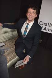 Michael Urie.  Photo by:  Rose Billings/Blacktiemagazine.com