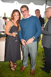 Sara Jessica Parker and Matthew Broderick .  Photo by:  Rose Billings/Blacktiemagazine.com