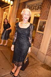 Helen Mirren.  Photo by:  Rose Billings/Blacktiemagazine.com