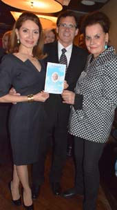 Jean Shafiroff, Rob Rich and Ann Rapp.  Photo by:  Rose Billings/Blacktiemagazine.com