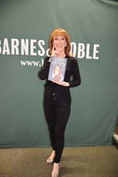 Kathy Griffin.  Photo by:  Rose Billings/Blacktiemagazine.com