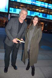 Alec Baldwin, Hilaria Baldwin.  Photo by:  Rose Billings/Blacktiemagazine.com