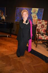 Renata Scotto.  Photo by:  Rose Billings/Blacktiemagazine.com