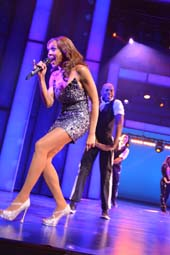 Deborah Cox.. Photo by:  Rose Billings/Blacktiemagazine.com