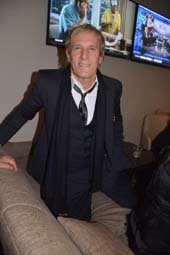 Michael Bolton.  Photo by:  Rose Billings/Blacktiemagazine.com