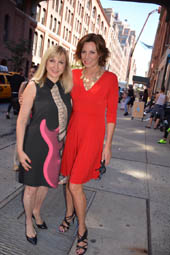 Katlean de Monchy and Countess LuAnn de Lesseps.  Photo by:  Rose Billings/Blacktiemagazine.com