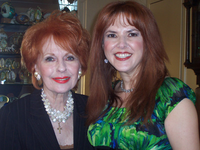 Barbara Bender and Lorraine Cancro