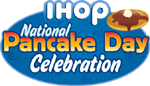 IHOP National Pancake Day Celebration