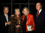 Arnold Scassi, Barbara Walters, Liz Smith, Parker Ladd