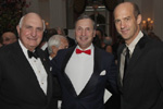Ken Lagone, Dr. Robert I. Grossman, Anthony Edwards