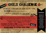 "The Alzheimer's Drug Discovery Foundation, ""Chili Challenge"""