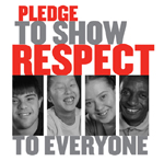 Best Buddie, Pledge to Show Respect to Everyone