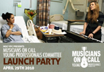 Musicians on Call Young Professional Committee Launch Party