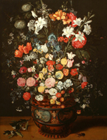 Norton Museum of Art:  Art in Bloom 2010, JAN BREUGHEL II, Flemish (Antwerp), 1601�1678 (on view)