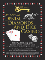 Unicorn Children's Foundation, 2nd Annual Denim, Diamonds & Dice Casino