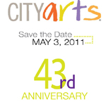 CityARts 43rd Anniversary Celebration