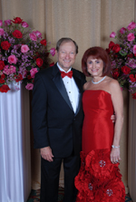 Chairwoman Joy Miltenberger and husband Mike Miltenberger