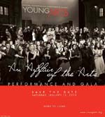 YoungArts:  An Affair of the Arts Performance and Gala