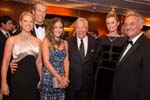 Tina & Terry Lundgren, Sarah Jessica Parker, Robert Kraft, Ricki Noel Lander, and Sanford I. Weil Copyright Notice - Photo by Chris Leel