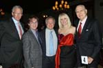 Barry J. Klarberg, Richard Thomas, Gary Springer, Sara Herbert-Galloway & Ambassador John L. Loeb, Jr