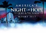 America's Night of Hope with Joel and Victoria Osteen