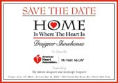 Home Is Where The Heart Is Designer Showhouse