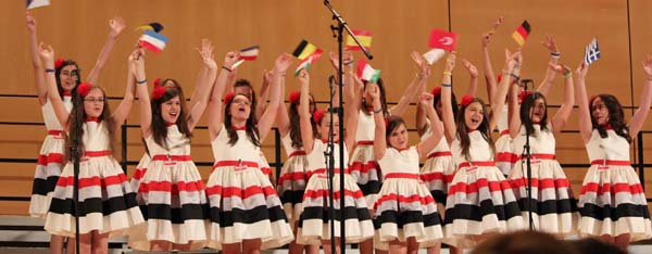 Allegretto Children's Choir (Romania)