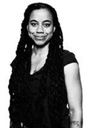 Suzan-Lori Parks. Photo by Tammy Shell