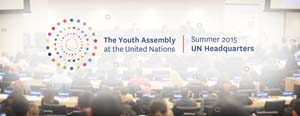 youth assembly, united nations