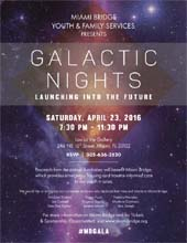Miami Bridge Youth & Family Services / Galactic Nights