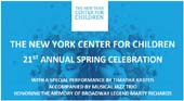 New York Center for Children 21st Annual Spring Celebration