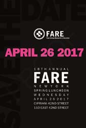 18th Annual FARE Spring Luncheon