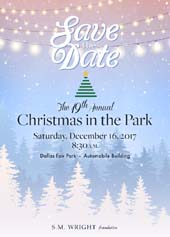 S. M. Wright Foundation 19th Annual Christmas in the Park