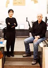 Katja Goldman and Michael Sonnenfeldt, and Tod Williams Billie Tsien