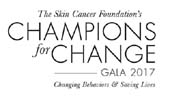 Skin Cancer Foundation's Champions for Change Gala