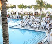 Brooke USA Sunset Polo and White Party. Photo by: Phelps Media Group