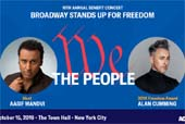 Broadway Stands for Freedom 16th Annual Benefit Concert