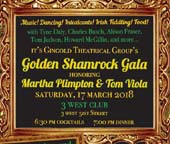 Golden Shamrock Gala