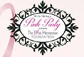 The Ellen Hermanson Foundation Pink Party