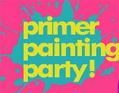 Publicollor's Annual Primer Painting Party