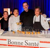 9th Annual Bonne Sant� a Wine and Food Showcase