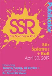 Publicolor Stir, Splatter + Roll 23rd Annual Gala