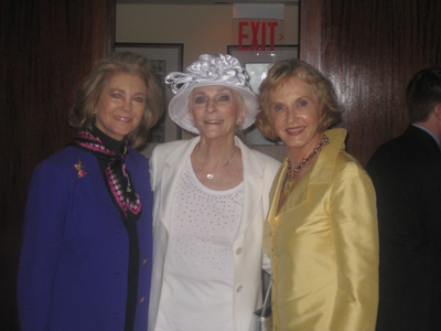 Maria Cooper Janis, Judy Collins, Pia Lindstrom