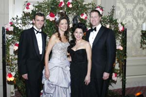 Sean & Erin McGould and Amie & Jack Swan - Event Chairmen.