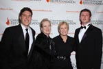 Will Reeve, Meryl Streep, Glenn Close, Matthew Reeve