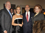 Mr. James Nevins, Ms. Gigi Gabr, Mr. M. Shafik Gabr, Ms. Georgette Mosbacher