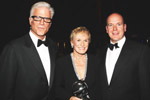 Ted Danson, Glenn Close, HSH Prince Albert