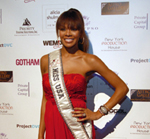 Miss USA 2008 Crystle Stewart