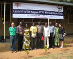 new PCAF Clinic in Kitgum, Uganda
